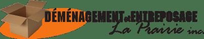 Déménagement et Entreposage La Prairie inc. Logo